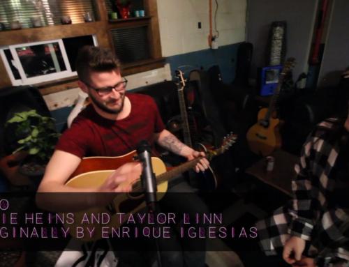 Hero (cover) – Jamie Heins & Taylor Linn